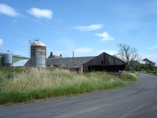 Hyndshaw Farm, near Carluke