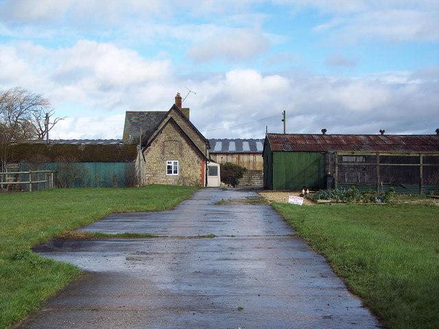 Jolliffes Farm near Margaret Marsh