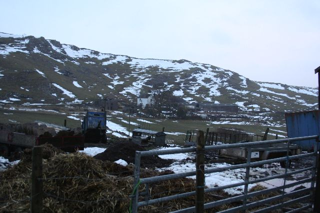 Thirkelow Farm from Oxhouse Farm