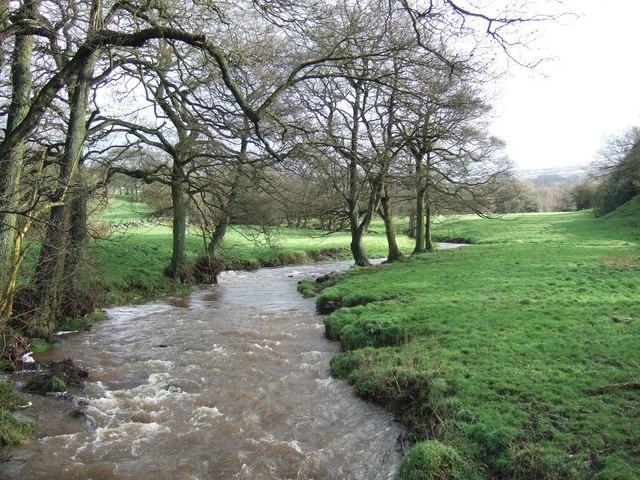 River Churnet