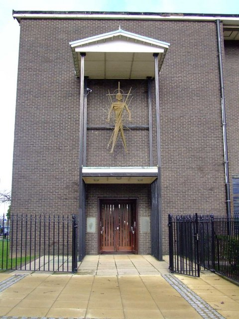 St. Martin's Church (front)