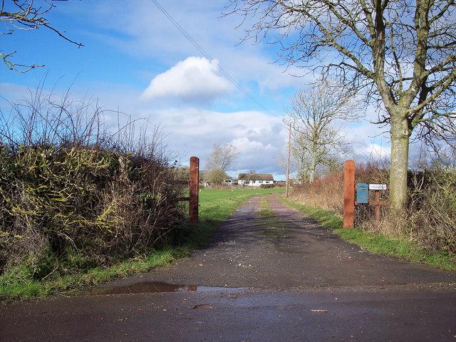 Lymburghs Farm near Margaret Marsh