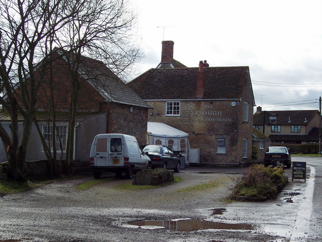 The Plough, Manston