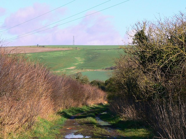 Woolmer Drove, Ogbourne St George, Wiltshire