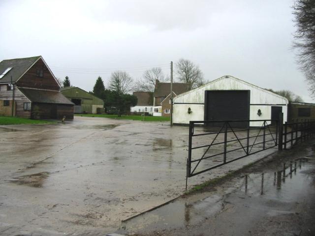 A wet day in Bladbean