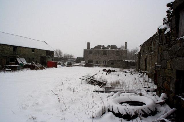 Gwernto Farmyard