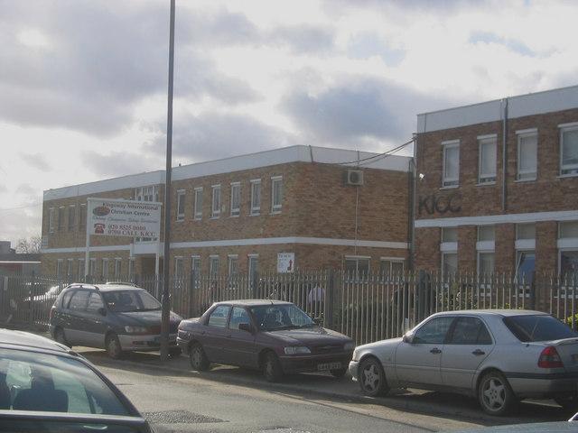 Kingsway International Christian Centre, Waterden Lane