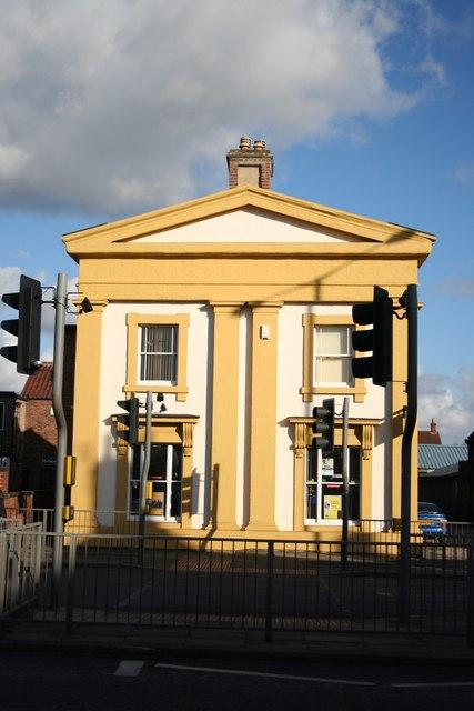 Former Unitarian Chapel