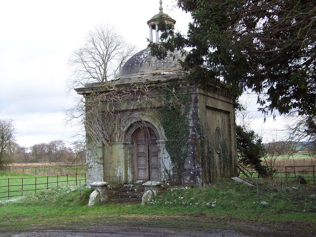 Mausoleum at Manston House
