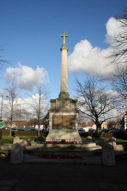 Boston War Memorial