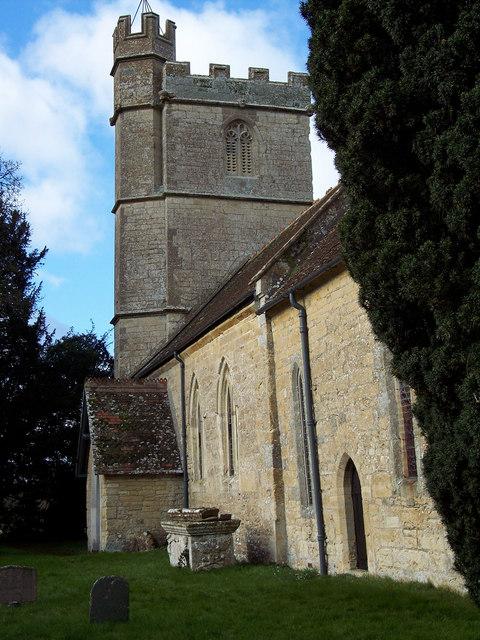 Manston Church