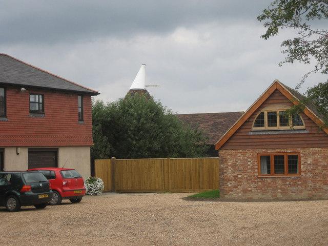 Scurms Oast, Stone Pit Lane, Sandhurst, Kent