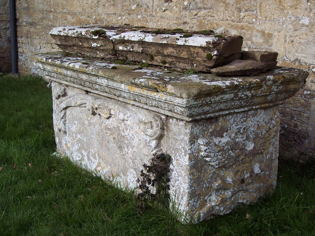 Tomb at Manston Churchyard