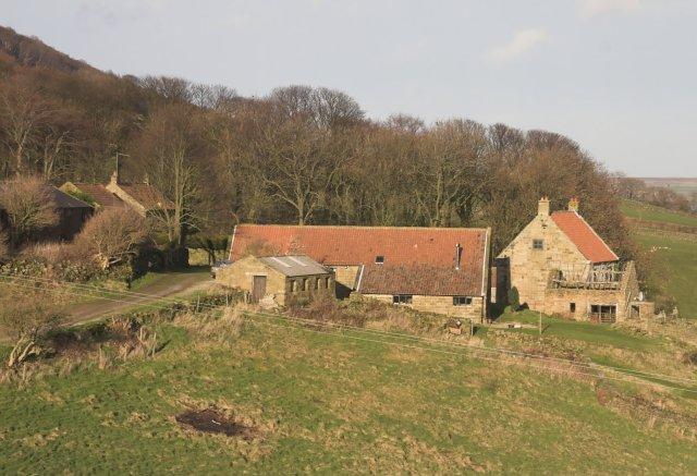 Dale View, Fryup Hall and Fryup Hall Farm