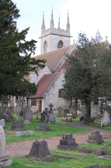 St Mary the Virgin, Ewell