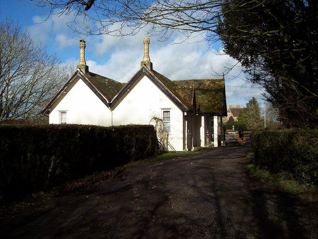 Lodge at Manston House