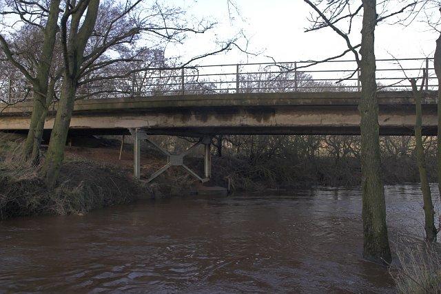 Road Bridge over the Esk