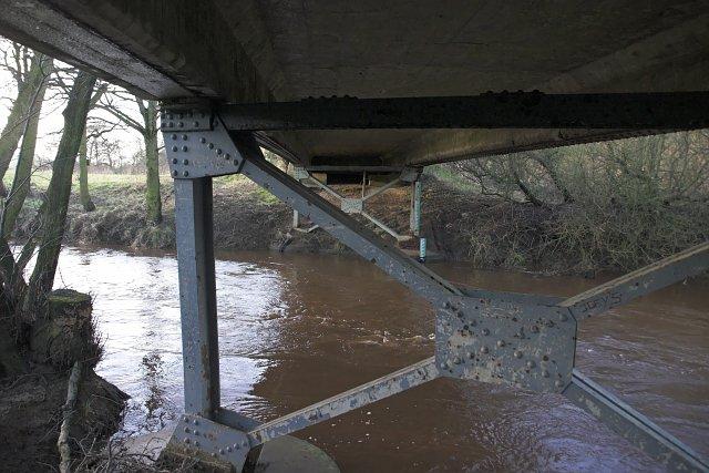 Bridge over the Esk