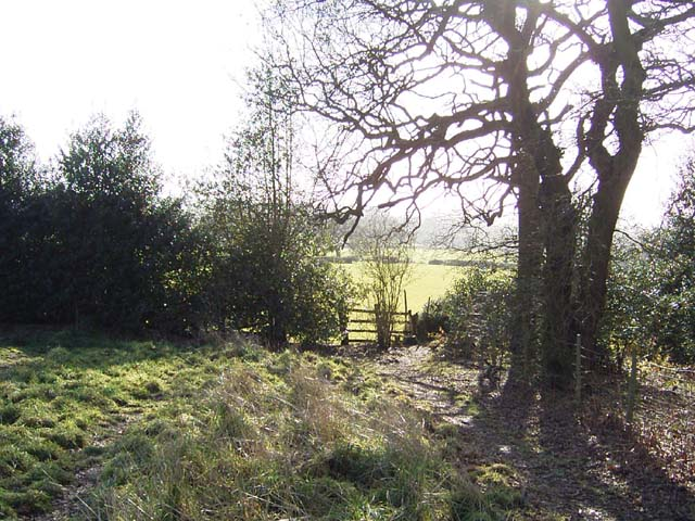 Stile at Solihull and Birmingham Boundary