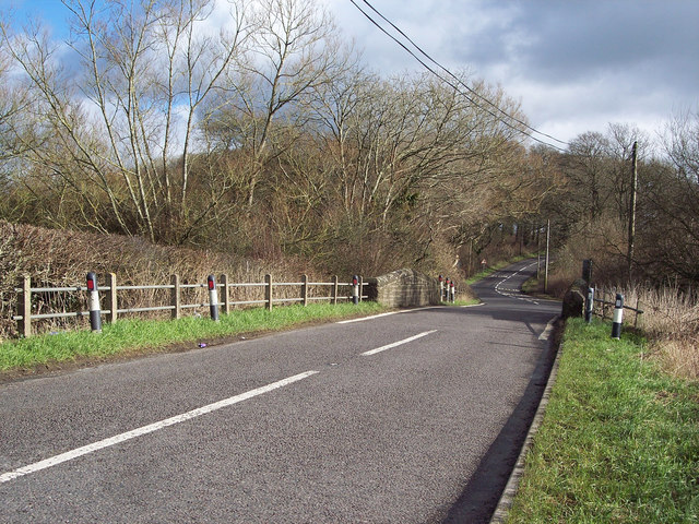 Hosey Bridge near Sturminster Newton