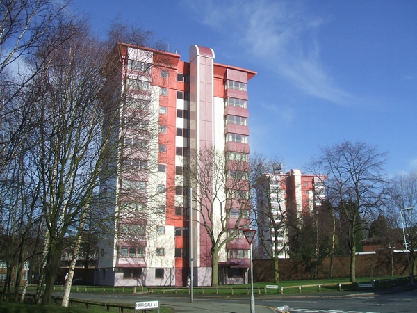 Refurbished Russell Court