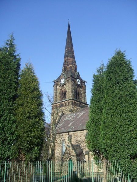 St Mark's in Chapel Ash