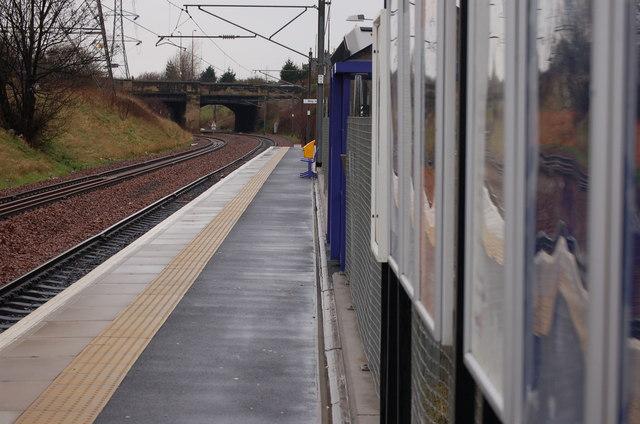 Brunstane Station