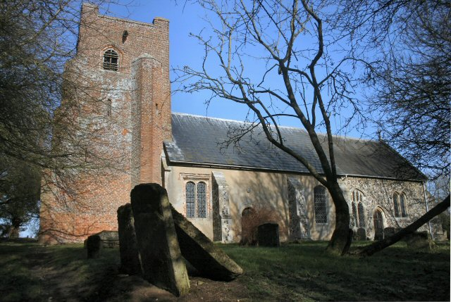 Hargrave Church