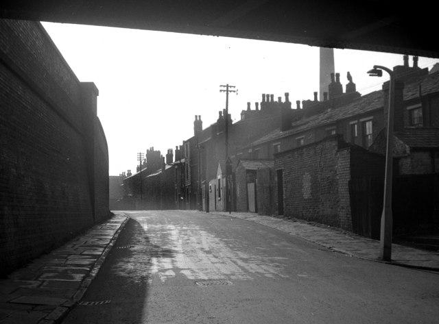 Moss Lane, Rochdale, Lancashire