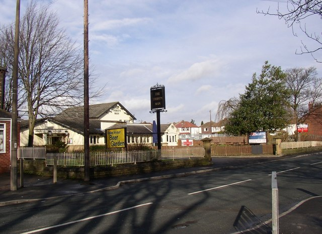 The Thirsty Man, Old Bank Road, Mirfield