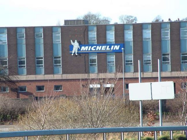 Michelin Tyre Factory