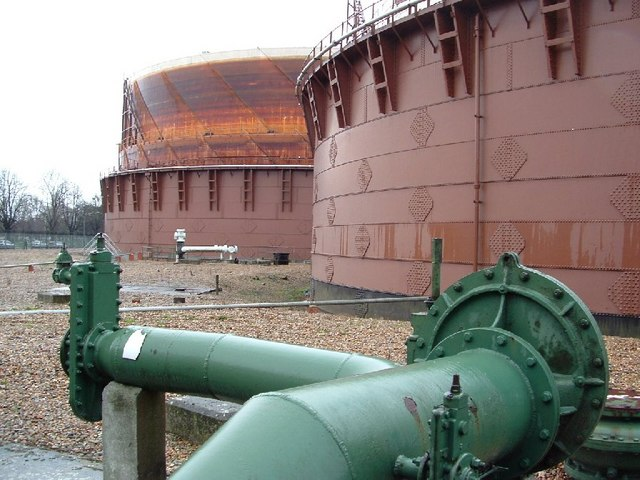 The Gas Works, Romford