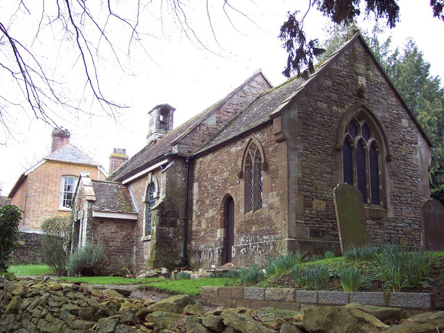 All Saints Church, Fifehead Neville