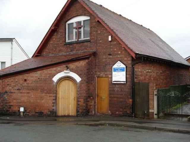 Greek Church, Longton