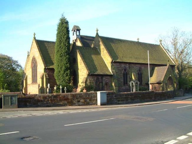 Normacot Church