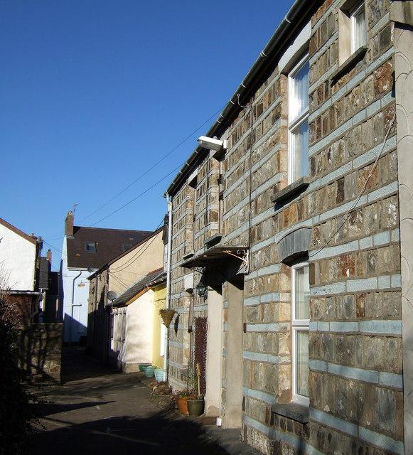 Vernacular building style, Llandudoch/St Dogmaels