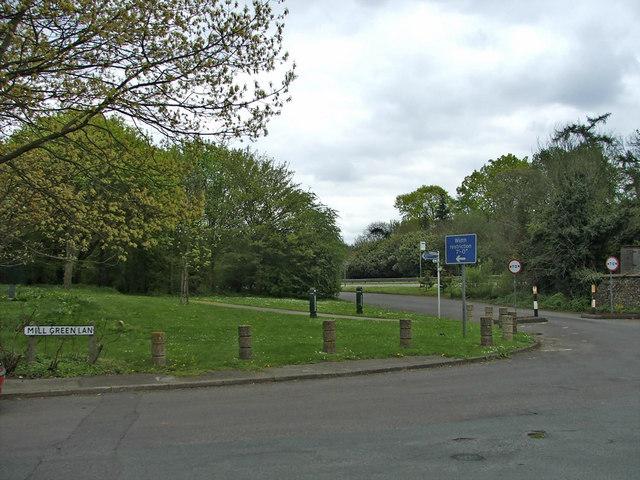 Mill Green Lane, Mill Green, Hertfordshire
