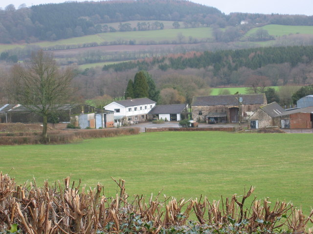 Gwernleyshon Farm