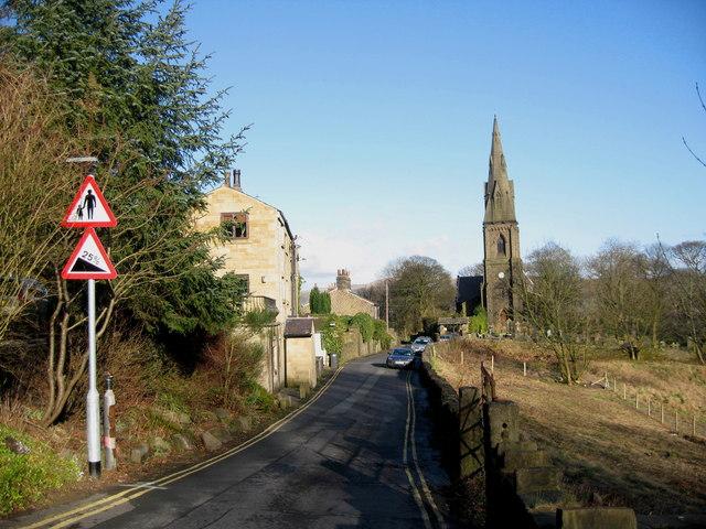 Chapel Lane Holcombe