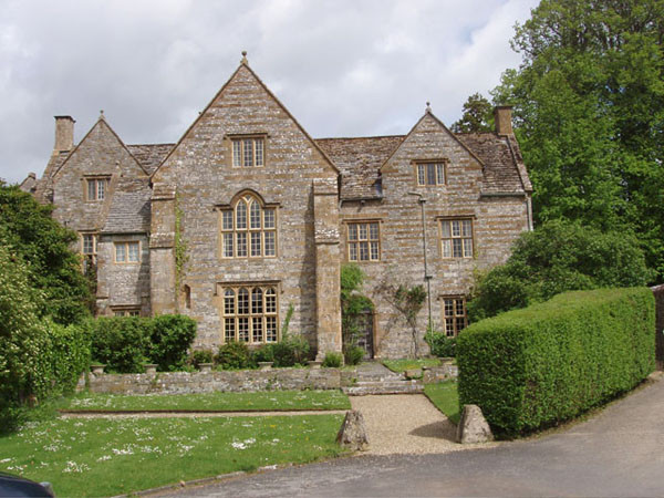 Cerne Abbey House