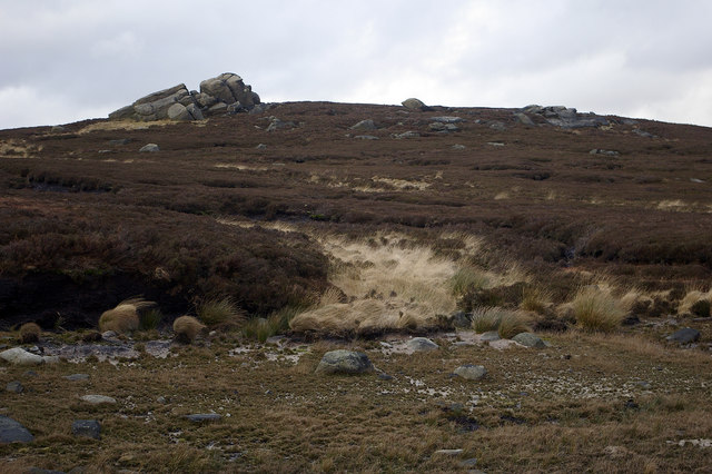 White Holme Moss and Wool Pack Stones