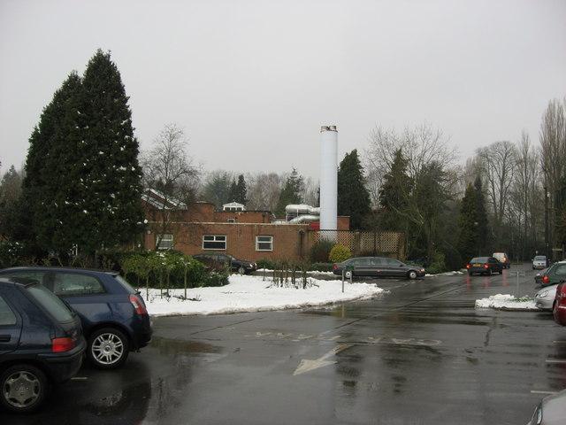 Aldershot Crematorium