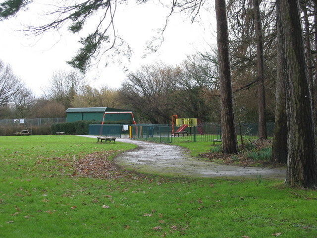 Old St Mellons playing field