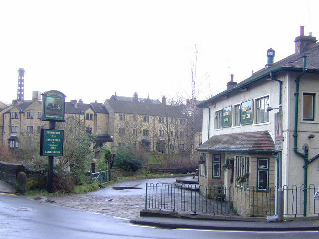The Brown Cow, Bingley