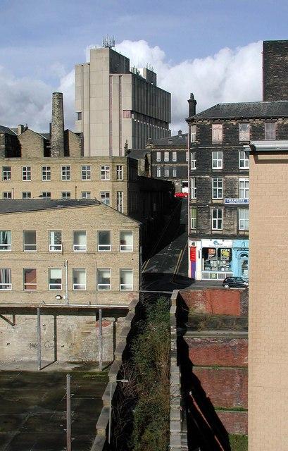 Fulton Street, Bradford