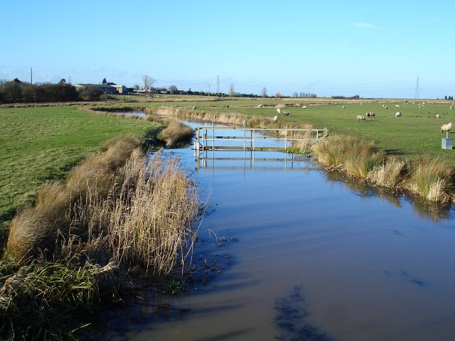 The Brook heads for the sea