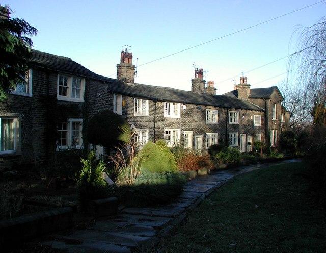 Garden Terrace, Bradford