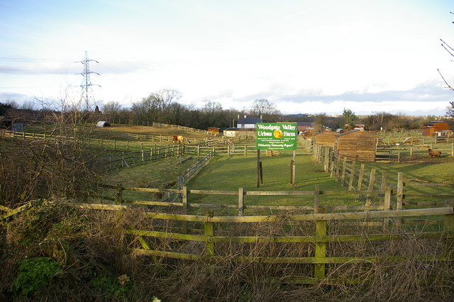 Woodgate Valley Urban Farm