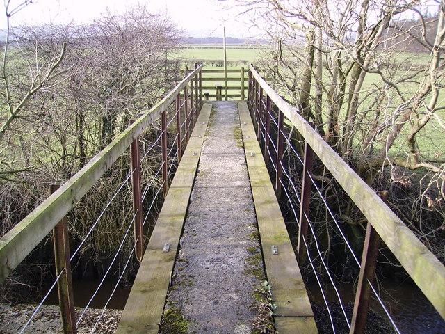 Footbridge and Stile