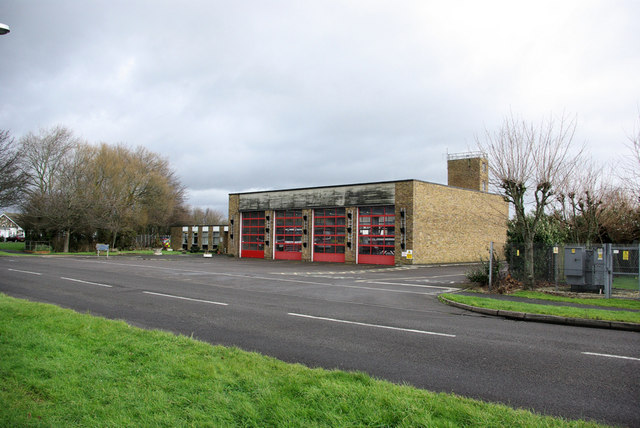 Fire Station, Bognor Regis